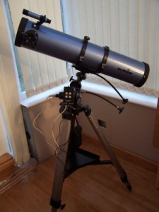Review of the Skywatcher Explorer 130P SynScan AZ GoTo Telescope