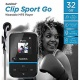 SanDisk Clip Sport GO MP3 Player 32GB Blue