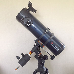 Is the Celestron 130EQ a good Beginner Astronomy Telescope ?