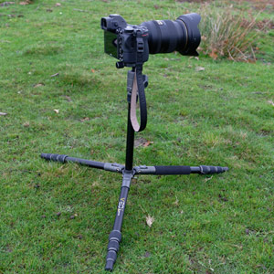 Review of the Vanguard VEO 2 Go 204 AB Lightweight Travel Tripod