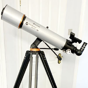 Review of the Celestron StarSense Explorer DX 102AZ Refractor Telescope