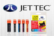 Jettec Ink Cartridges