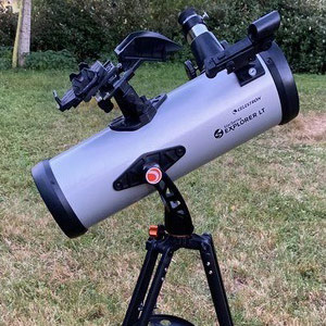 Celestron StarSense Explorer LT 114AZ - A perfect telescope for astronomy beginners