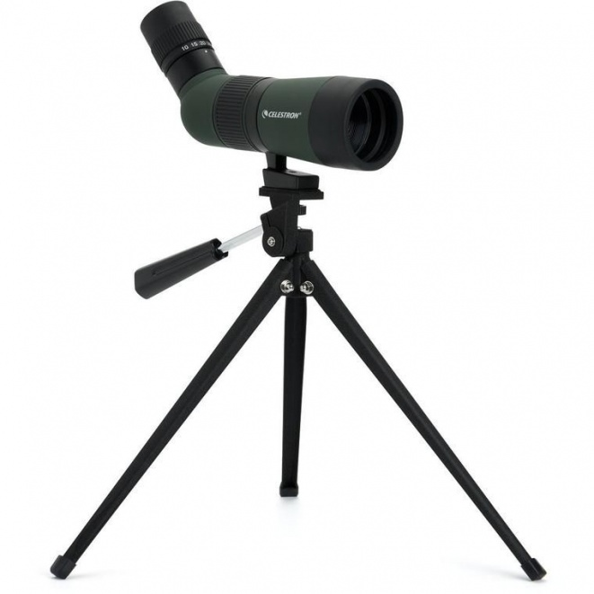 Celestron LandScout 50mm 10 to 30x Zoom Spotting Scope