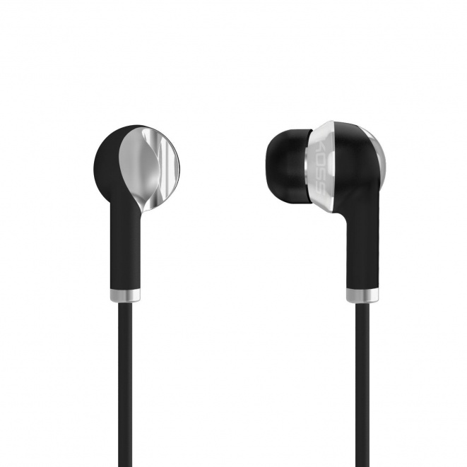 Koss IL100 Earbuds and In-Ear Headphones - Black