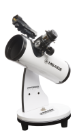 Meade Lightbridge Mini 82 Tabletop Telescope White