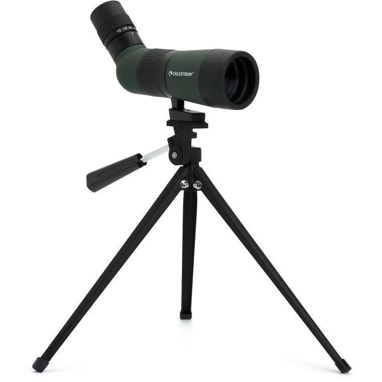 Celestron LandScout 50mm 10 to 30x Zoom Spotting Scope