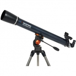 Click to view product details and reviews for Celestron Astromaster 90az Telescope.