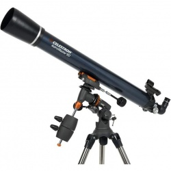 Click to view product details and reviews for Celestron Astromaster 90eq Telescope.