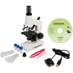 Image of Celestron Digital Student Microscope Kit