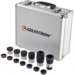 Image of Celestron Eyepiece & Filter Kit 1.25""