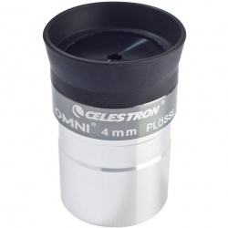 Image of Celestron Omni 4mm Eyepiece