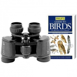 Image of Celestron UpClose G2 7x35 Porro Prism Binocular Birder Kit