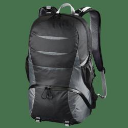 Image of Hama Trekkingtour Backpack 160 - Black