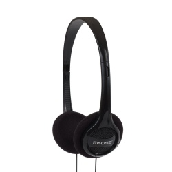 Koss KPH7 On-Ear Headphones - Black