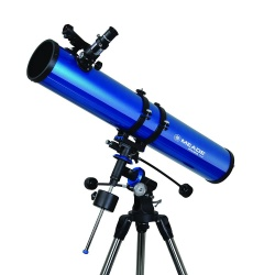 Image of Meade Polaris 114mm German Equatorial Reflector Telescope