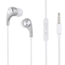 SoundZ SZ850SI Earphones Silver