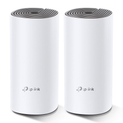 Image of TP Link Deco E4 2 Pack AC1200 Whole Home Mesh Wi-Fi System