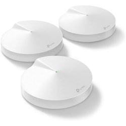 Image of TP Link Deco M5 3 Pack AC1300 Whole Home Mesh Wi-Fi System